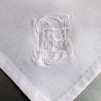 Embroidered Serviette.