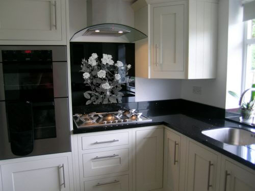 Custom Kitchen Splashback Tiles