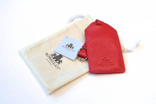Luggage Tags By Rowallan
