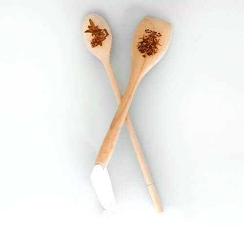 Wooden Spoon Set