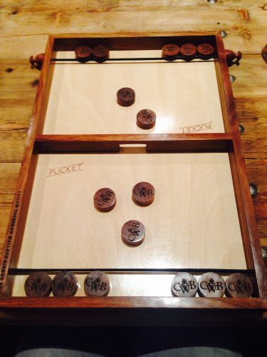 Pucket Wooden Board Game