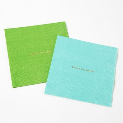 Kate Spade Cocktail Napkins3