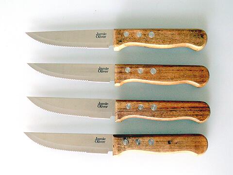 Jamie Oliver Knives Not Engraved