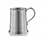 Personalised Engraved Pewter Beer Mug Tankard (560ml)