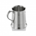 Pewter Tankard Beer Mug Not Engraved 2