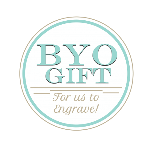 GeG BYO Gift - personalised gift engraving services Brisbane