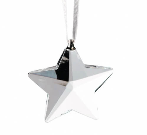 Royal Doulton Radiance Star Christmas Ornament