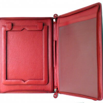 IPad Folio By Oran Leather