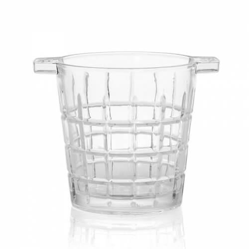 Louis Crystal Ice Bucket Engraving Brisbane