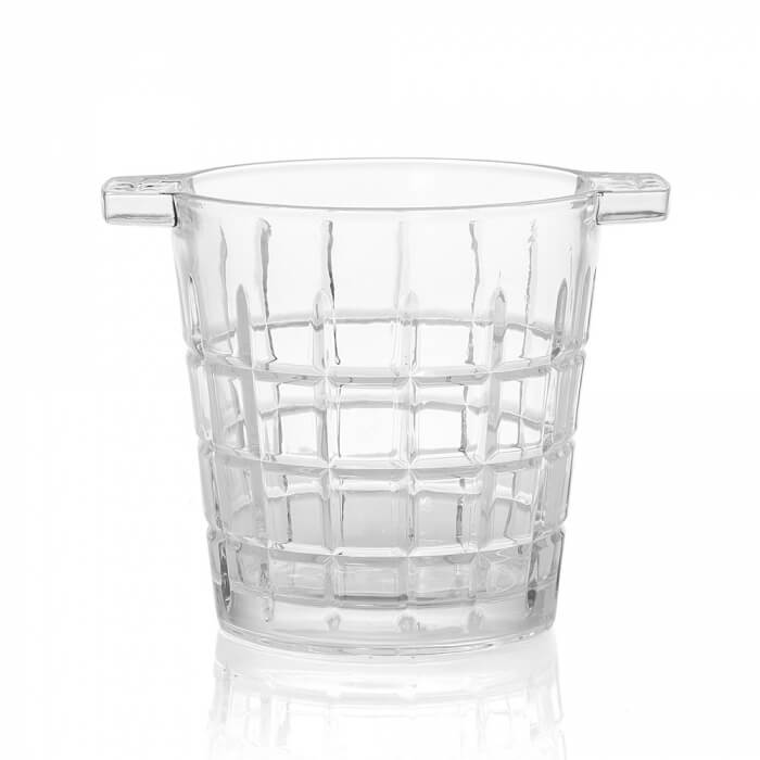 Louis Crystal Ice Bucket Engraving Brisbane